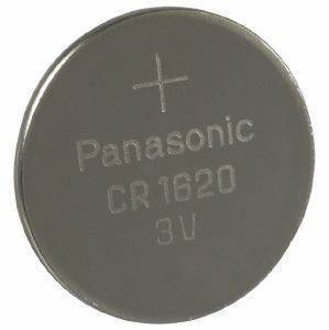 ΜΠΑΤΑΡΙΑ PANASONIC LITHIUM BUTTON CELLS CR1620 1 ΤΕΜ