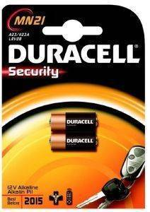 ΜΠΑΤΑΡΙΑ DURACELL SECURITY MN21 12V 2 PACK