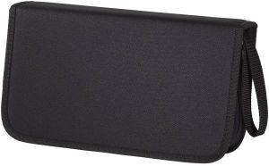 HAMA 11617 CD WALLET ΓΙΑ 104 CD/DVD BLACK
