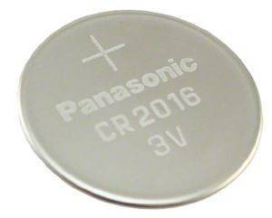 ΜΠΑΤΑΡΙΑ PANASONIC LITHIUM BUTTON CELLS CR2016 6TEM