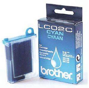 ΓΝΗΣΙΟ INK BROTHER LC02C CYAN