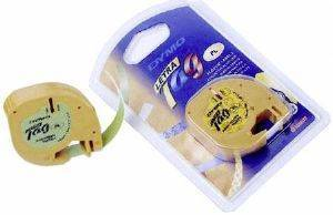 DYMO ΕΤΙΚΕΤΕΣ LETRATAG PLASTIC TAPE YELLOW 12MM X 4M 91222 S0721670