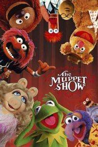 POSTER  THE MUPPETS CAST 61 X 91.5 CM