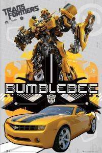POSTER TRANSFORMERS BUBLEBEE 61 X 91.5 CM