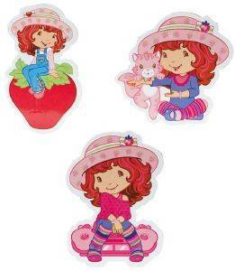 ΦΙΓΟΥΡΑ ΤΟΙΧΟΥ HOLLYTOON STRAWBERRY (SMALL) (3TEM)