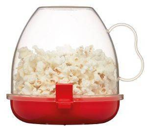 POPCORN MAKER KITCHEN CRAFT MICROWAVE ΠΛΑΣΤΙΚΟ 13X14.5CM