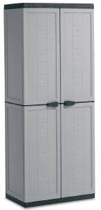ΝΤΟΥΛΑΠΑ KETER KIS JOLLY HIGH CABINET ΛΕΥΚΟ 68X39X166H