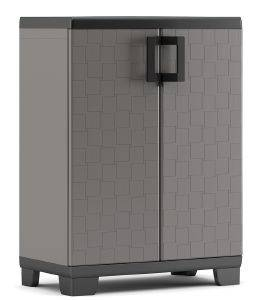 ΝΤΟΥΛΑΠΑ KETER KIS UP LOW CABINET ΓΚΡΙ 68X39X90H