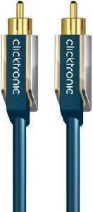 CLICKTRONIC HC30 RCA VIDEO CABLE 5M ADVANCED