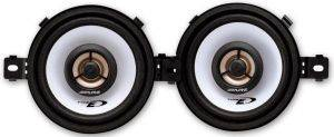 ALPINE SXE-0825S 8.6CM 150W/20RMS 2-WAY SPEAKERS