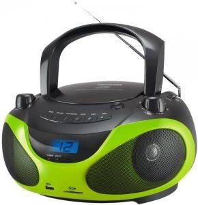 SENCOR SPT 228BG CD PLAYER