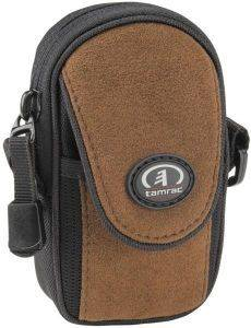 TAMRAC 3584 EXPRESS 4 COMPACT CAMERA CASE BROWN