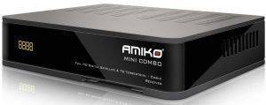 AMIKO MINI COMBO FULL HD DIGITAL SATELLITE & T2 TERRESTRIAL/CABLE RECEIVER