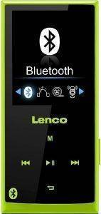 LENCO XEMIO-760 BT 8GB MP4 PLAYER WITH BLUETOOTH GREEN