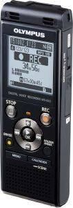 OLYMPUS WS-853 8GB DIGITAL RECORDER BLACK