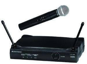 OMNITRONIC VHF-250 WIRELESS MICROPHONE