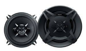 SONY XS-FB1330 13CM 3-WAY MEGA BASS COAXIAL SPEAKERS 240W PEAK/35W RMS