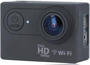 FOREVER SC-300 WIFI ACTION CAM WITH REMOTE CONTROL