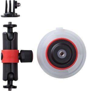 JOBY JB01330 SUCTION CUP & LOCKING ARM WITH GOPRO ADAPTER