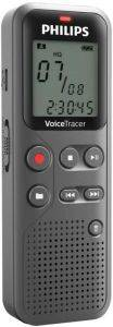 PHILIPS DVT1110 4GB VOICE TRACER AUDIO RECORDER NOTES RECORDING
