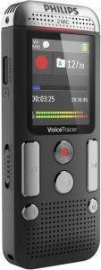 PHILIPS DVT2510 8GB VOICE TRACER AUDIO RECORDER NOTES RECORDING