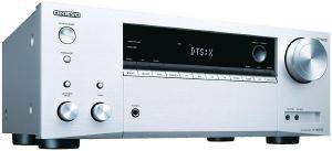 ONKYO TX-RZ710 7.2-CHANNEL NETWORK A/V RECEIVER SILVER