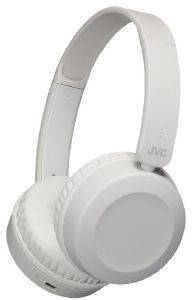 JVC HA-S31BT-B FLAT FOLDABLE WIRELESS BLUETOOTH HEADPHONES WITH BUILT-IN MICROPHONE GREY