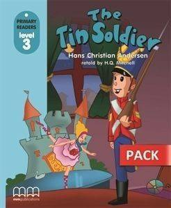 THE TIN SOLDIER (+CD)