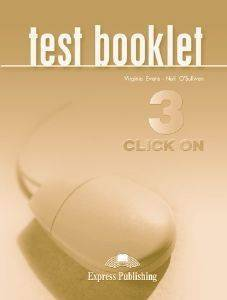 CLICK ON 3 TEST BOOKLET