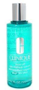 ΛΟΣΙΟΝ ΝΤΕΜΑΚΙΓΙΑΖ CLINIQUE, RINSE-OFF EYE MAKE-UP SOLVENT 125ML