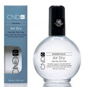 TOP COAT  CND AIR DRY 68ML