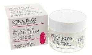 ΚΡΕΜΑ ΝΥΧΙΩΝ RONA ROSS, NAIL & CUTICLE TREATMENT 30ML
