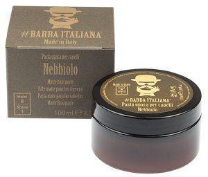 NEBIOLO POMADE MAT HAIR STYLING  BARBA ITALIANA 100 ML