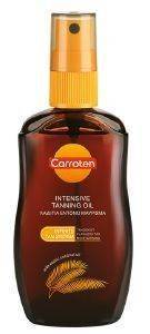 ΛΑΔΙ CARROTEN INTENSIVE TANNING OIL SPF0 125ML