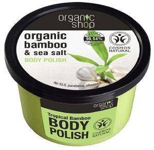 SCRUB ΣΩΜΑΤΟΣ NATURA SIBERICA BODY POLISH TROPICAL BAMBOO 250ML