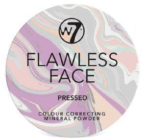 COMPACT POWDER W7 FLAWLESS FACE COLOUR CORRECTING MINERAL 8GR