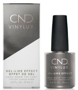 TOP COAT VINYLUX GEL-LIKE EFFECT 15ML