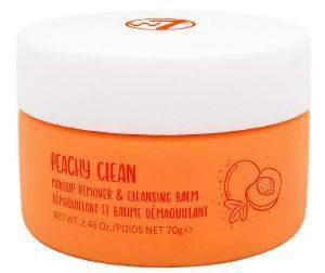 ΝΤΕΜΑΚΙΓΙΑΖ W7 PEACHY CLEAN MAKEUP REMOVER AND CLEANSING BALM