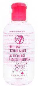 ΝΕΡΟ MICELLAR W7 MULTI-USE MICELLAR WATER 250ML