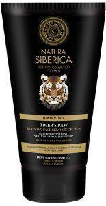 SCRUB NATURA SIBERICA MAN REVIVING FACE CLEANING TIGER S PAW 150ML