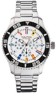 ΑΝΔΡΙΚΟ ΡΟΛΟΙ NAUTICA NST 07 FLAG A14630G MULTIFUNCTION