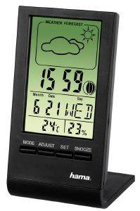 HAMA 75297 TH100 LCD THERMOMETER HYGROMETER