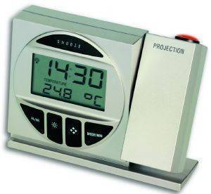 TFA 98.1009 RADIO CONTROLLED PROJECTION CLOCK