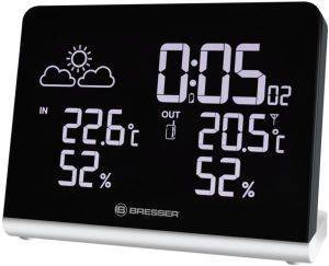 BRESSER TEMEO TB RADIO CONTROLLED WEATHER STATION