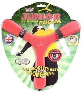 WICKED JUNIOR BOOMA RED
