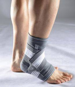 ΕΠΙΣΤΡΑΓΑΛΙΔΑ LIVEUP ANKLE SUPPORT WITH PRESSURE LS5674
