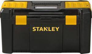EΡΓΑΛΕΙΟΘΗΚH STANLEY ESSENTIAL ΜΕ 2 ΤΑΜΠΑΚΙΕΡΕΣ + ΔΙΣΚΟ 19'' STST1-75520