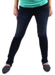 JEANS JEGGINGS ABERCROMBIE & FITCH ΜΠΛΕ ΣΚΟΥΡΟ (28)