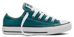 ΠΑΠΟΥΤΣΙ CONVERSE ALL STAR CHUCK TAYLOR OX 351181C REBEL TEAL