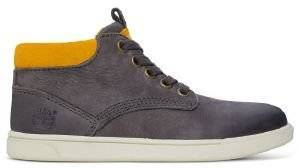 ΜΠΟΤΑΚΙ TIMBERLAND GROVETON LEATHER CHUKKA CA18PL ΓΚΡΙ